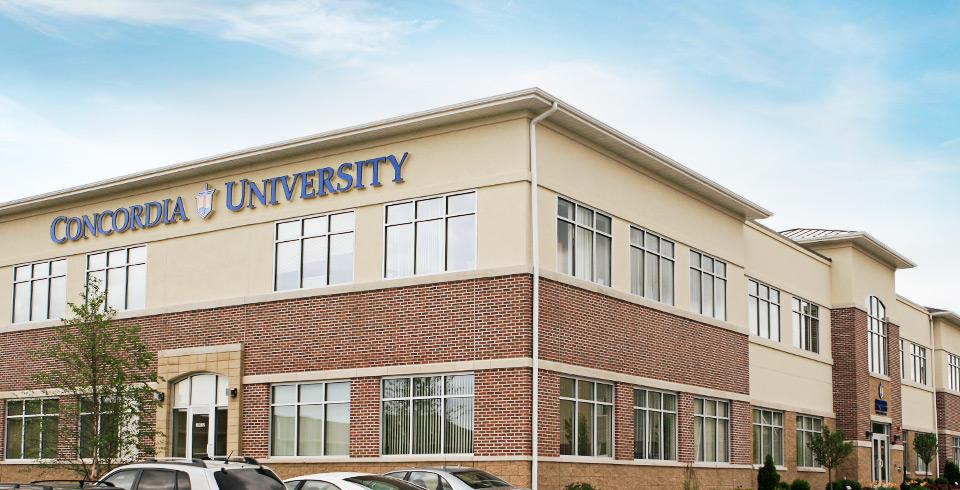 Concordia University Office Feature