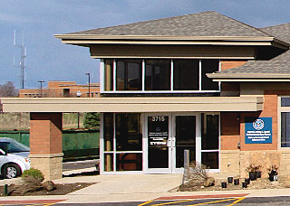 VA Medical Clinic McHenry entrance
